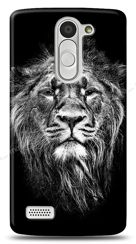 LG L Bello Black Lion Kılıf