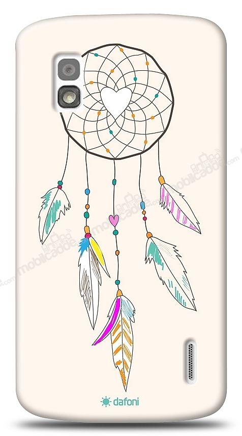 LG Nexus 4 Dream Catcher Kılıf