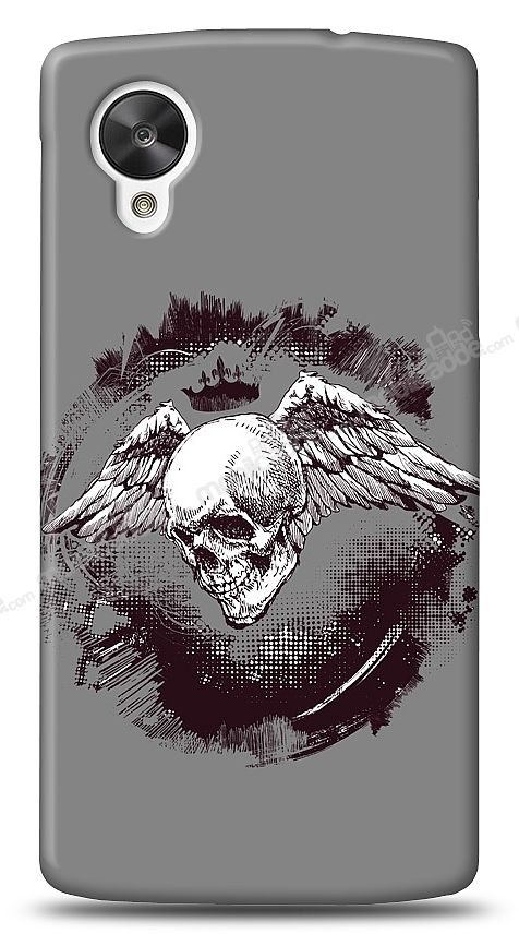 LG Nexus 5 Angel Of Death Kılıf