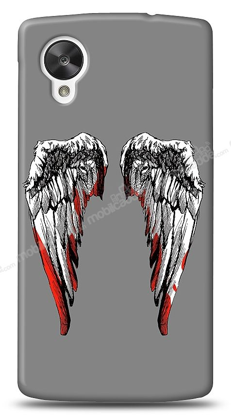 LG Nexus 5 Bloody Angel Kılıf