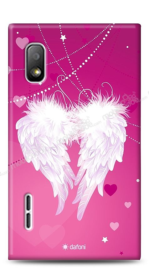 LG Optimus L5 Angel Kılıf