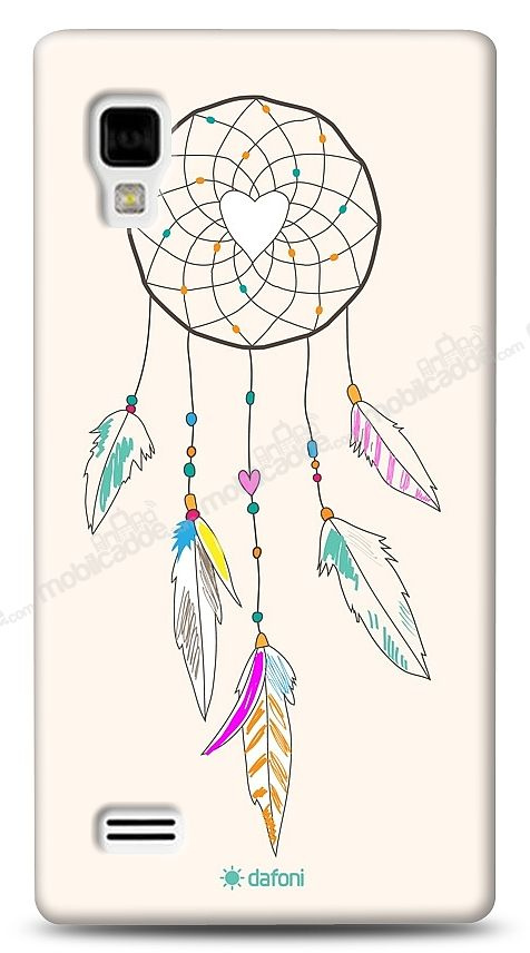 LG Optimus L9 P760 Dream Catcher Kılıf