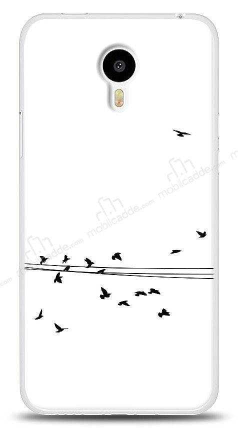 Meizu M2 note Flying Birds Kılıf