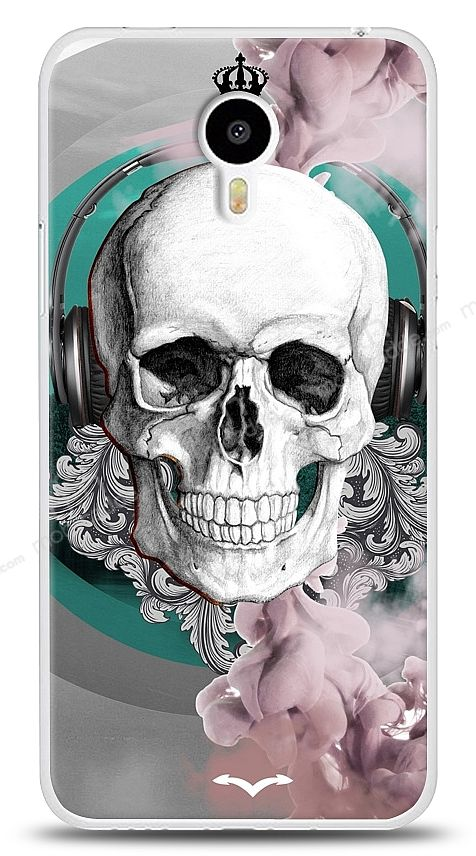 Meizu M2 note Lovely Skull Kılıf