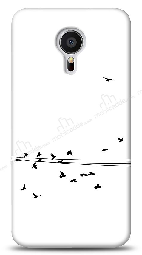 Meizu MX4 Pro Flying Birds Kılıf