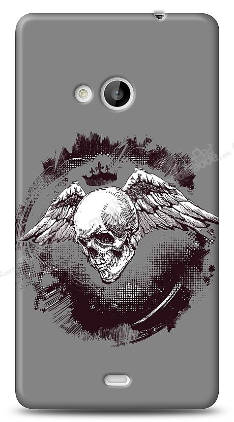 Microsoft Lumia 535 Angel Of Death Kılıf