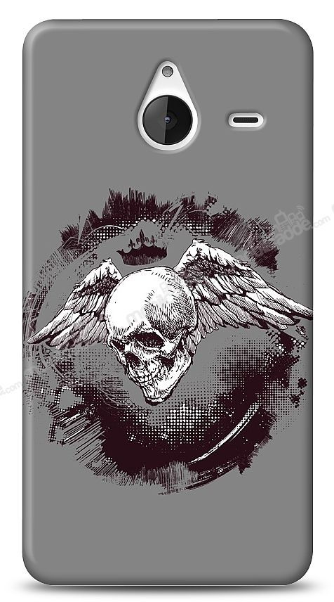 Microsoft Lumia 640 XL Angel Of Death Kılıf