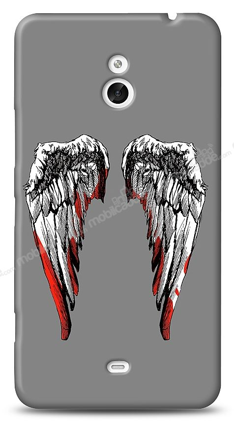 Nokia Lumia 1320 Bloody Angel Kılıf