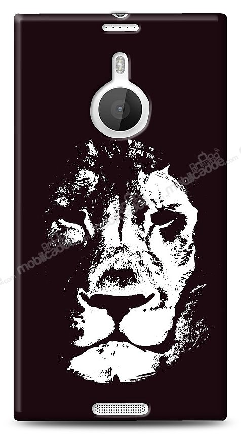 Nokia Lumia 1520 Black Lion Kılıf