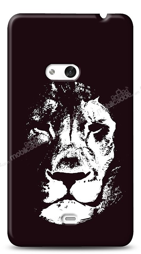 Nokia Lumia 625 Black Lion Kılıf