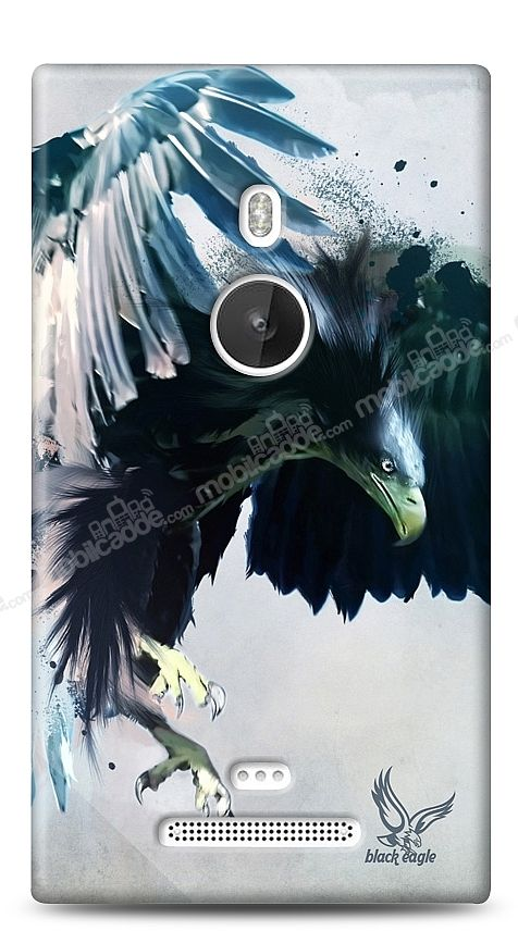 Nokia Lumia 925 Black Eagle Kılıf