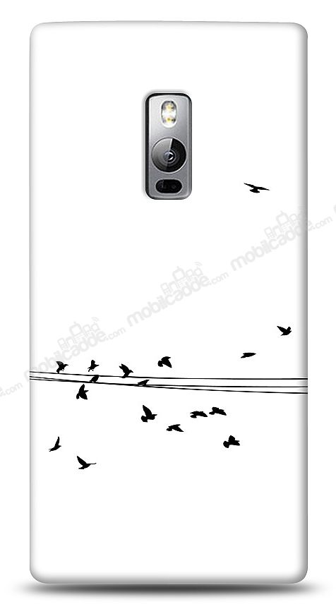 OnePlus 2 Flying Birds Kılıf