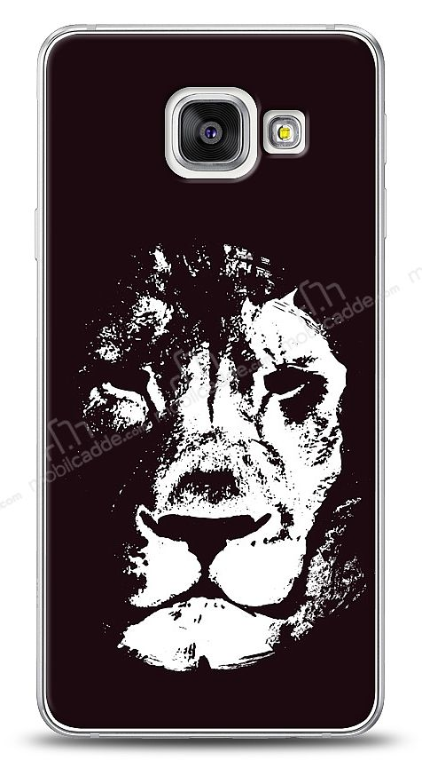 Samsung Galaxy A3 2016 Black Lion Kılıf