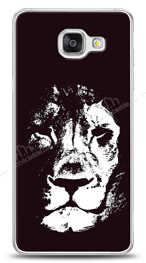 Samsung Galaxy A7 2016 Black Lion Kılıf