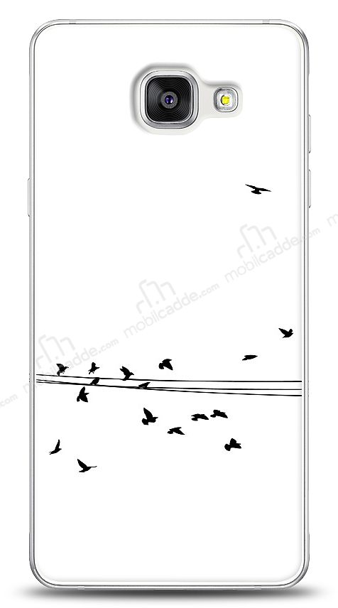 Samsung Galaxy A7 2016 Flying Birds Kılıf