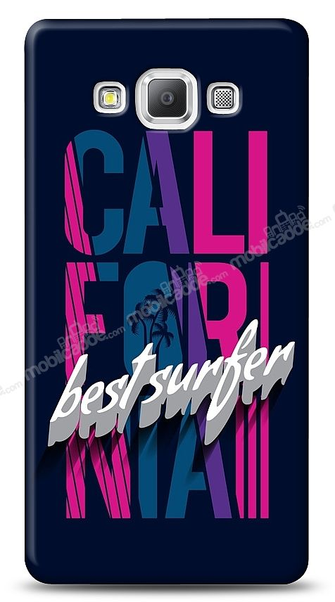 Samsung Galaxy A7 California Surfer Kılıf