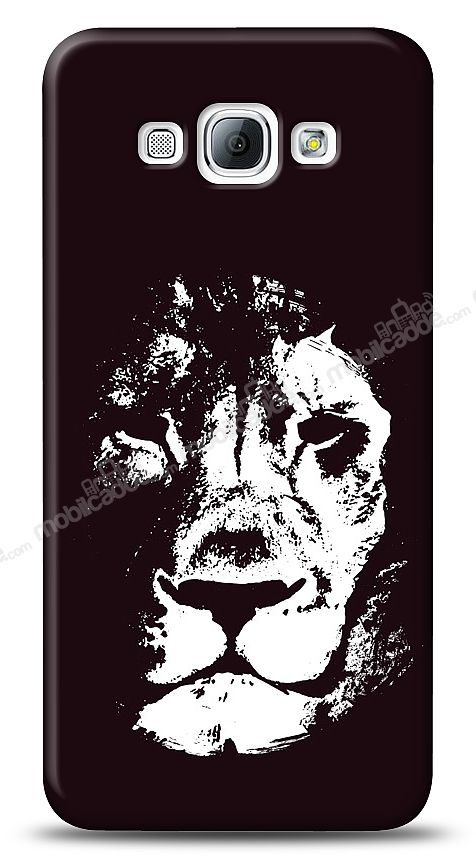Samsung Galaxy A8 Black Lion Kılıf