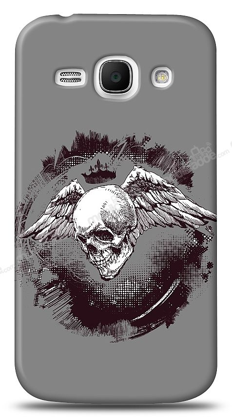Samsung Galaxy Ace 3 Angel Of Death Kılıf