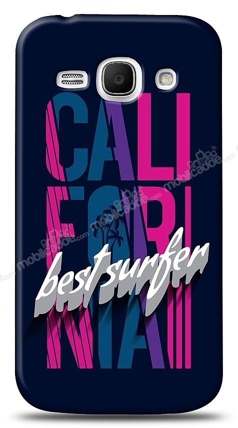 Samsung Galaxy Ace 3 California Surfer Kılıf