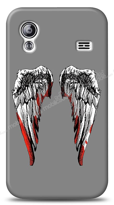 Samsung Galaxy Ace S5830 Bloody Angel Kılıf