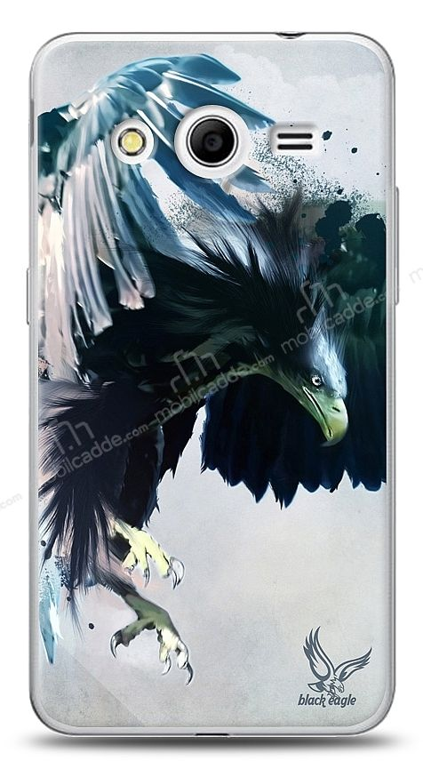 Samsung Galaxy Core 2 Black Eagle Kılıf