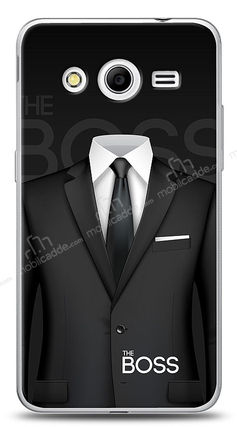 Samsung Galaxy Core 2 The Boss Kılıf