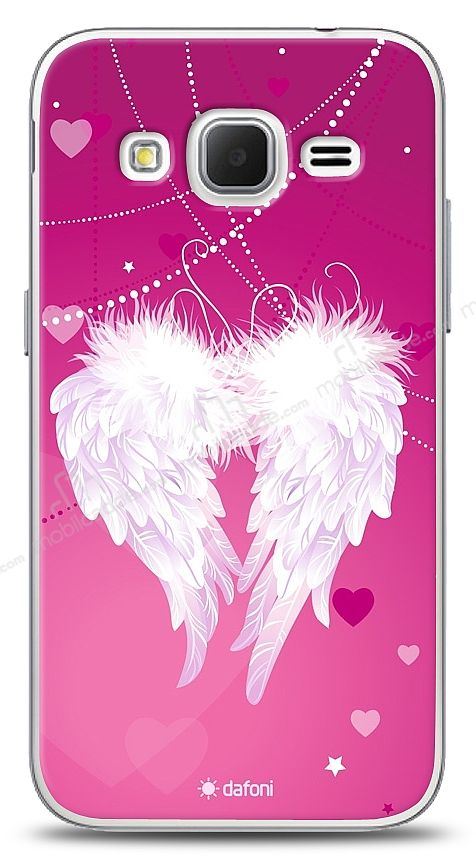 Samsung Galaxy Core Prime Angel Kılıf
