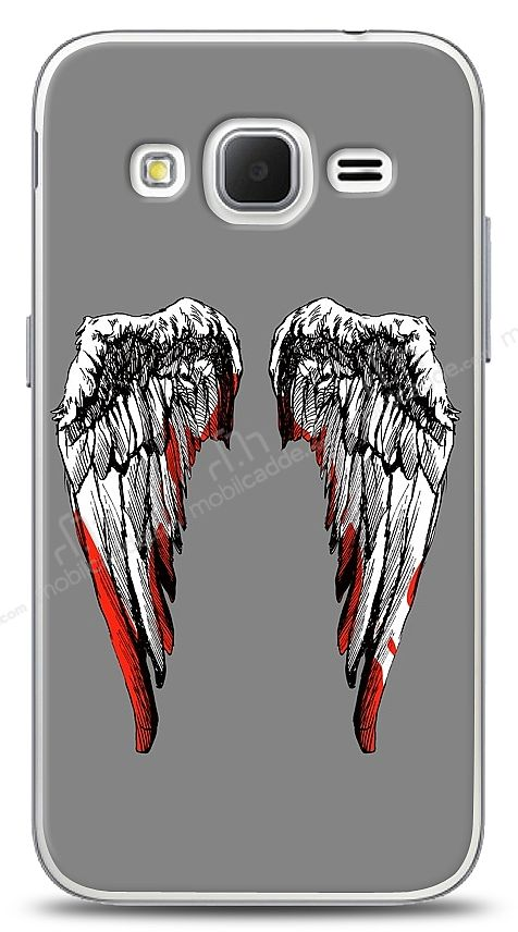 Samsung Galaxy Core Prime Bloody Angel Kılıf