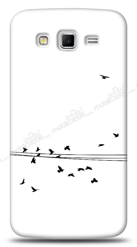 Samsung Galaxy Grand 2 Flying Birds Kılıf