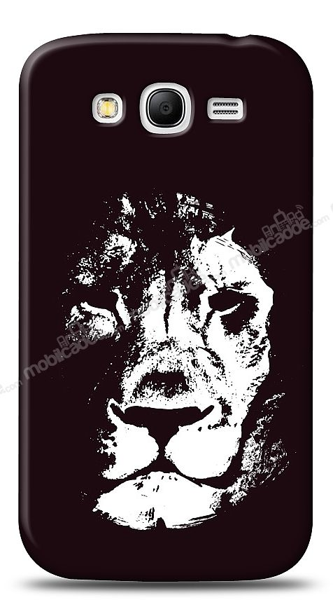 Samsung Galaxy Grand Black Lion Kılıf