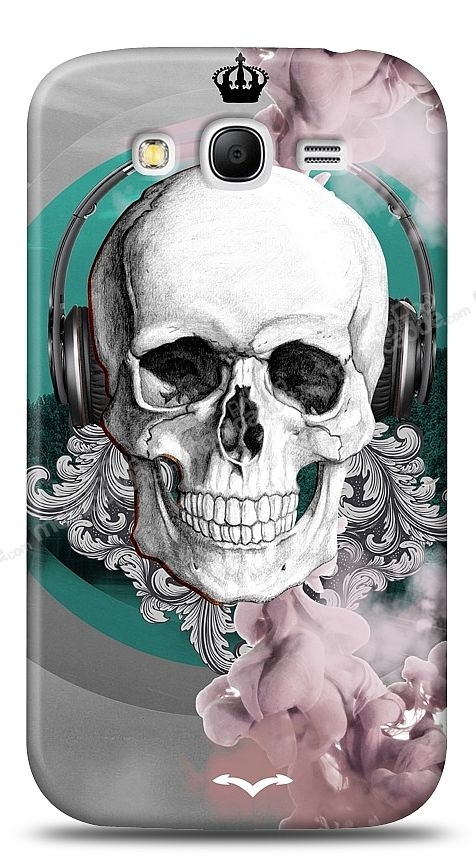 Samsung Galaxy Grand / Grand Neo Lovely Skull Kılıf