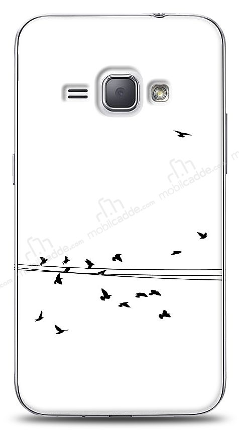 Samsung Galaxy J1 2016 Flying Birds Kılıf