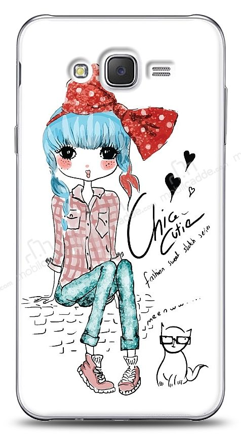 Samsung Galaxy J2 Cute Chic Kılıf