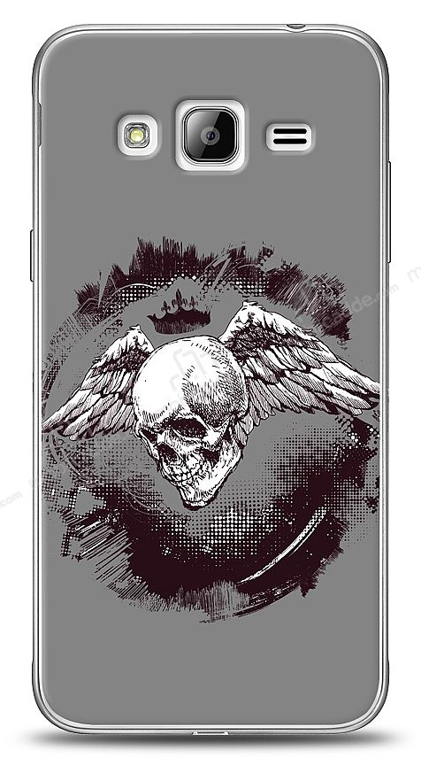 Samsung Galaxy J3 2016 Angel Of Death Kılıf