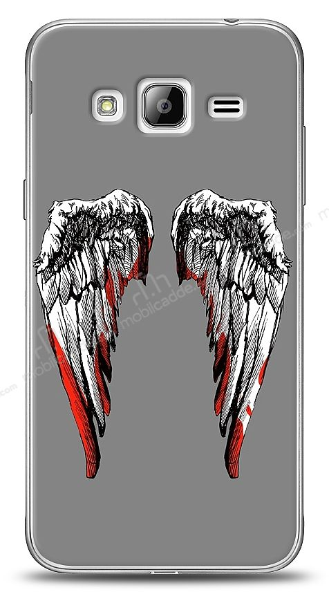 Samsung Galaxy J3 2016 Bloody Angel Kılıf