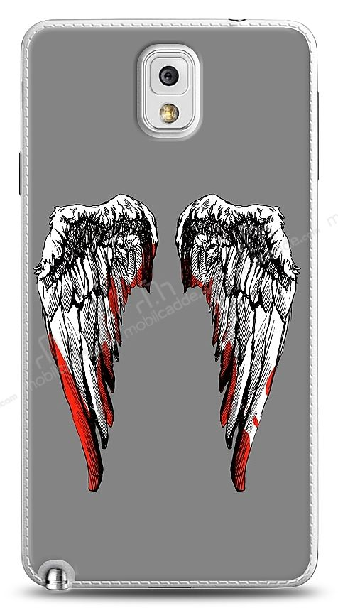 Samsung Galaxy Note 3 Bloody Angel Kılıf