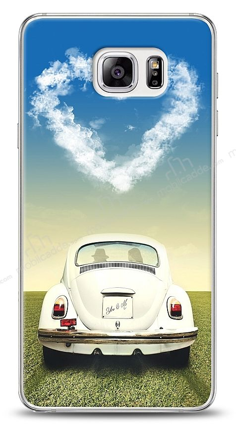 Samsung Galaxy Note 5 Vosvos Love Kılıf