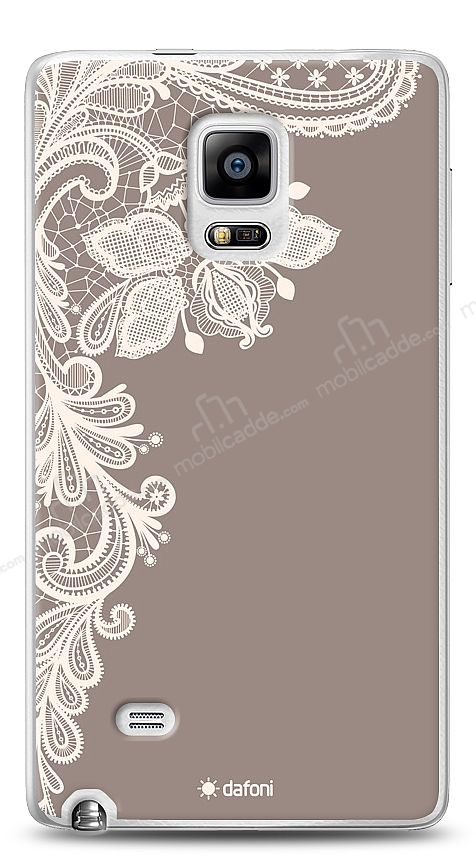 Samsung Galaxy Note Edge Ruche Kılıf