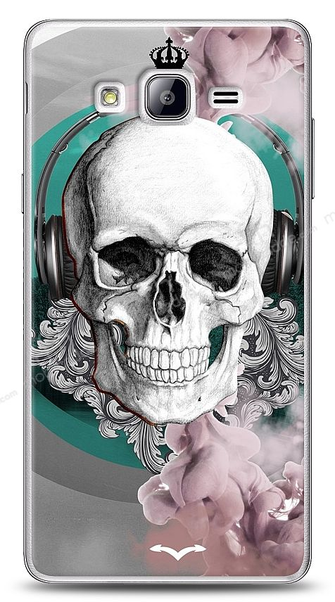 Samsung Galaxy On5 Lovely Skull Kılıf