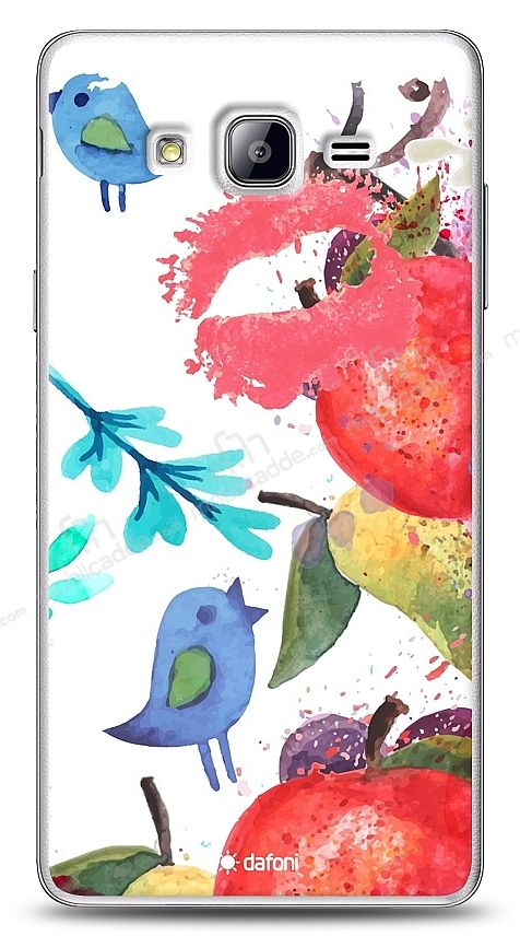 Samsung Galaxy On5 Water Color Kiss Kılıf