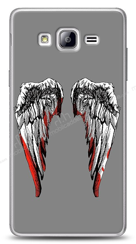 Samsung Galaxy On7 Bloody Angel Kılıf