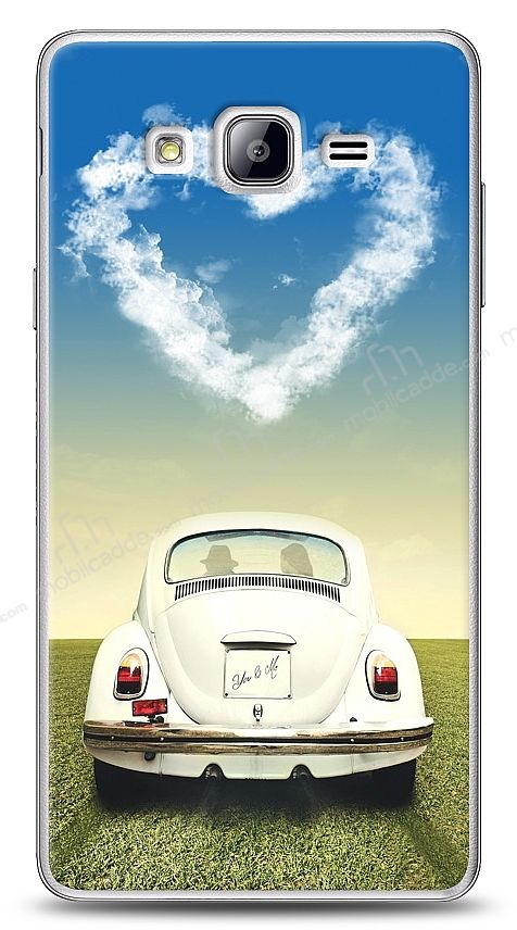 Samsung Galaxy On7 Vosvos Love Kılıf