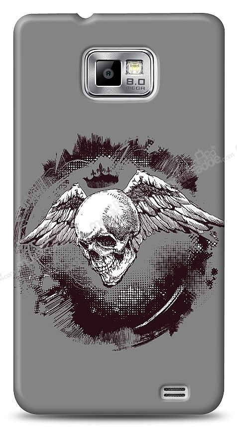 Samsung Galaxy S2 Angel Of Death Kılıf