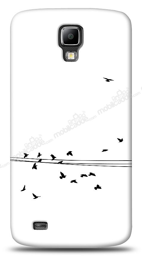 Samsung Galaxy S4 Active Flying Birds Kılıf