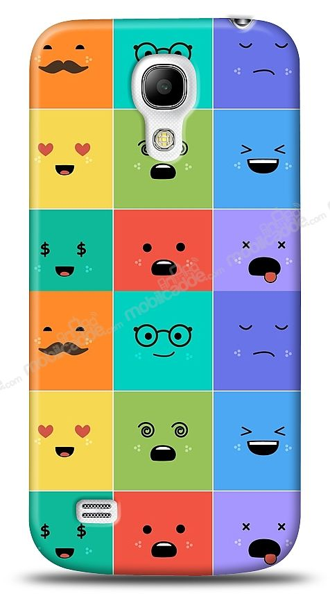 Samsung Galaxy S4 mini Faces Kılıf