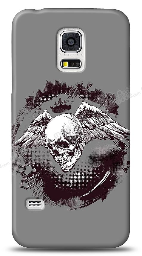 Samsung Galaxy S5 Angel Of Death Kılıf