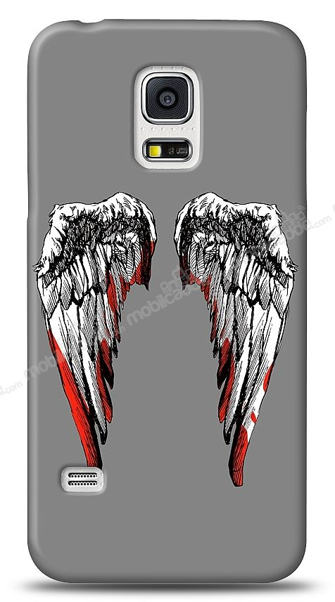 Samsung Galaxy S5 Bloody Angel Kılıf