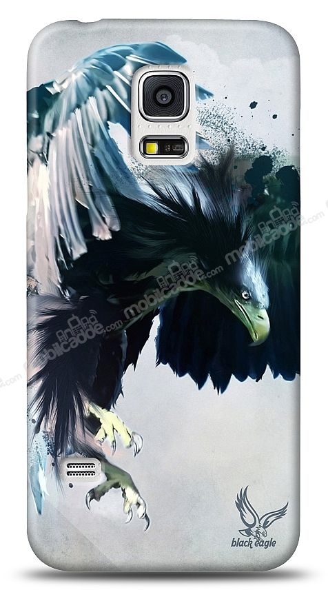 Samsung Galaxy S5 Black Eagle Kılıf