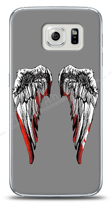 Samsung Galaxy S6 Bloody Angel Kılıf