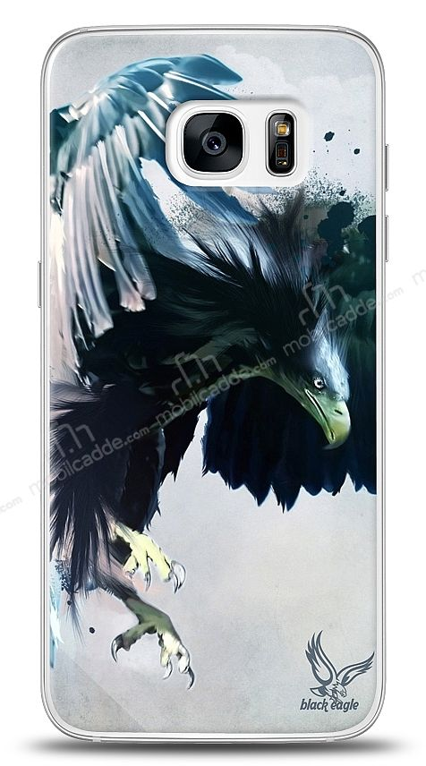 Samsung Galaxy S7 Black Eagle Kılıf